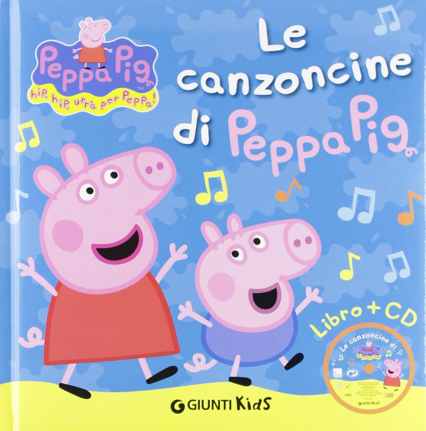 canzoni peppa pig