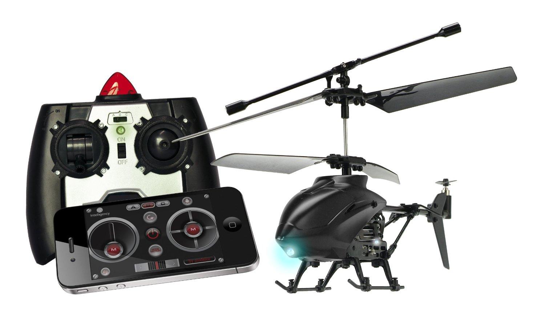 elicottero smartphone