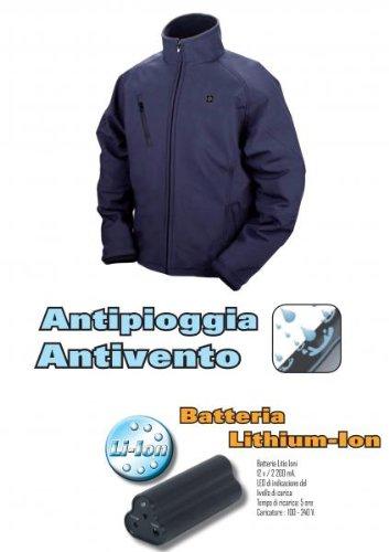 giacca riscaldata