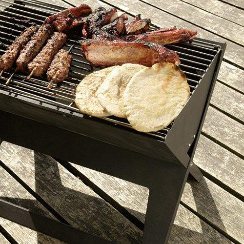 barbecue pieghevole